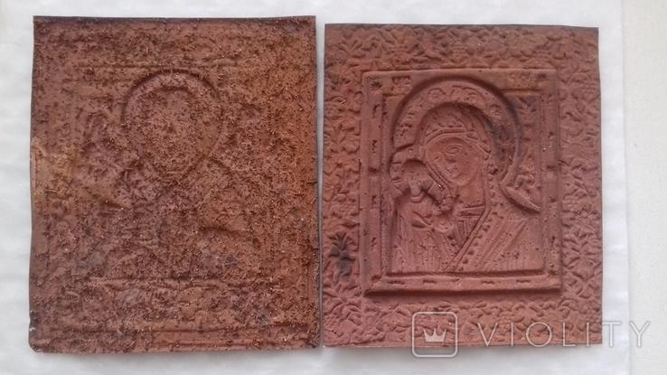 Две иконки, фото №8