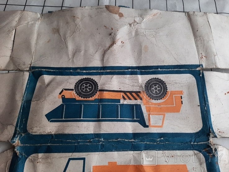 Коробка До Машинки ссср Нерінга, фото №6