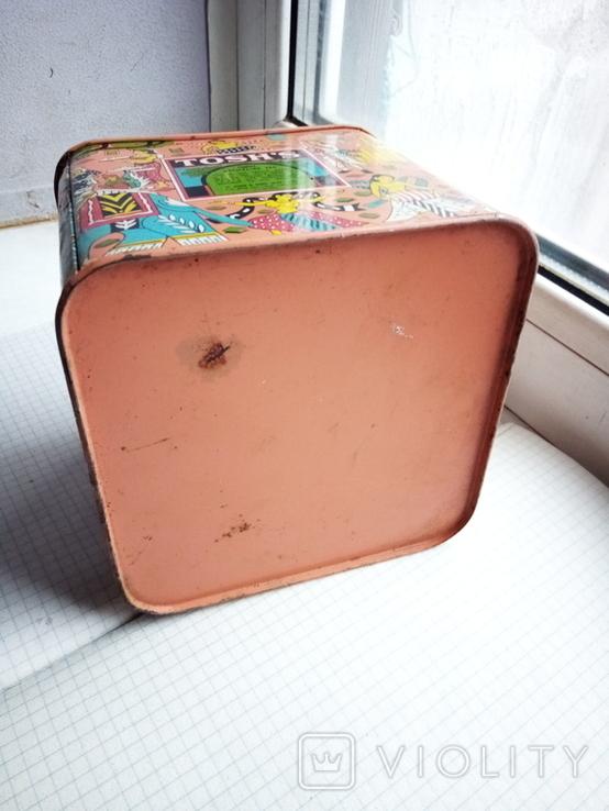Старая коробка от чая, фото №5