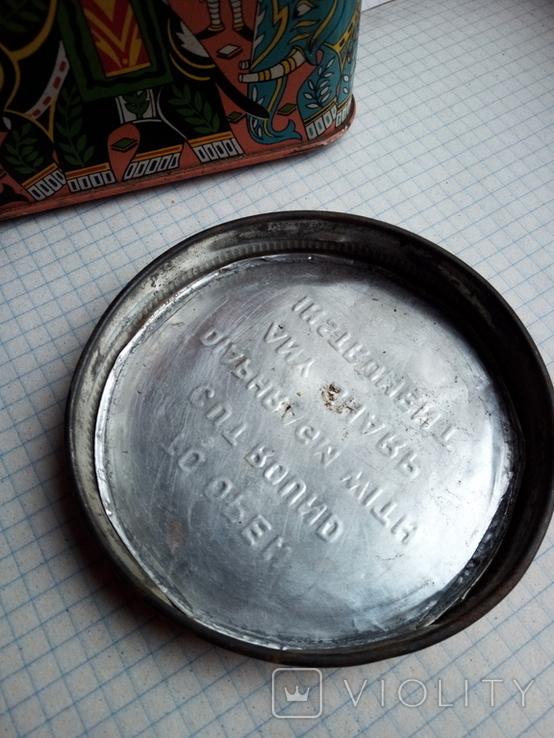 Старая коробка от чая, фото №8