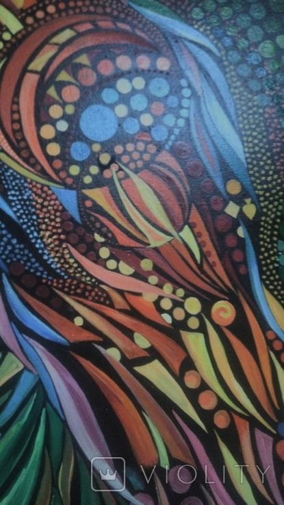 Абстракция палитра, фото №2