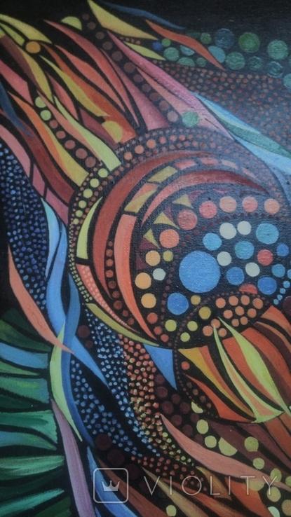 Абстракция палитра, фото №3
