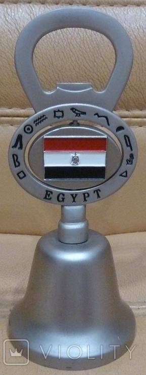 Колокольчик - открывалка. Египет, фото №2