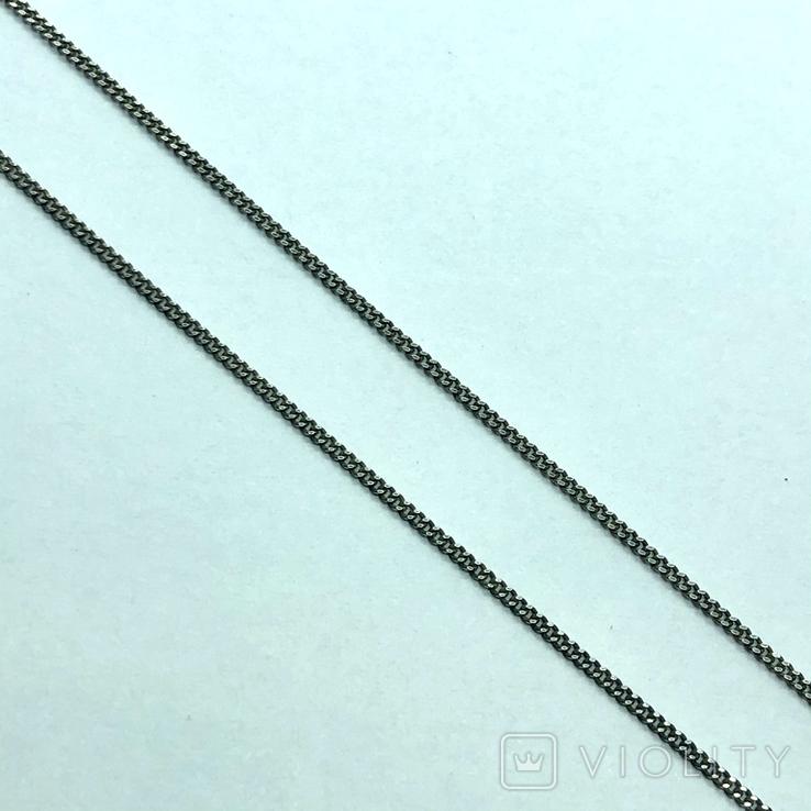 Подвес на цепочке серебро, фото №5