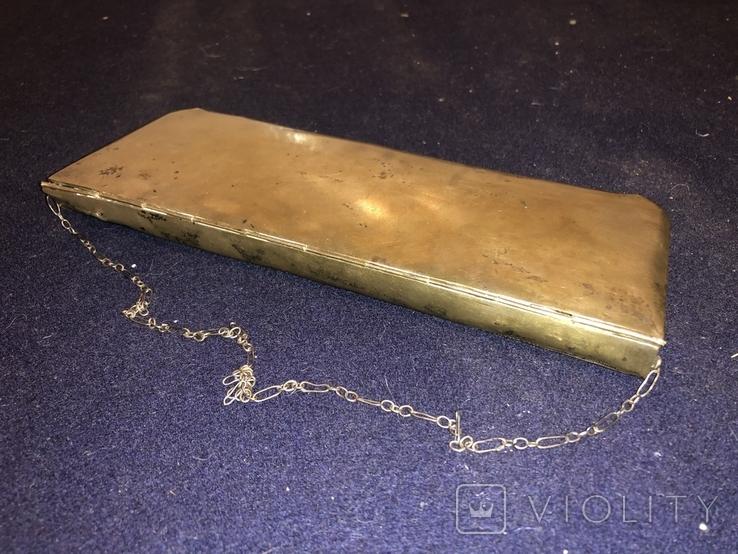 Дамская сумочка. Серебро 84, фото №4