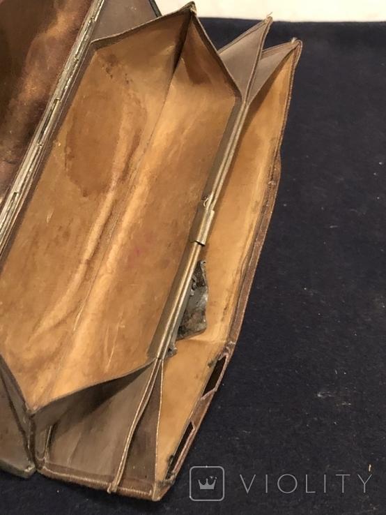 Дамская сумочка. Серебро 84, фото №9