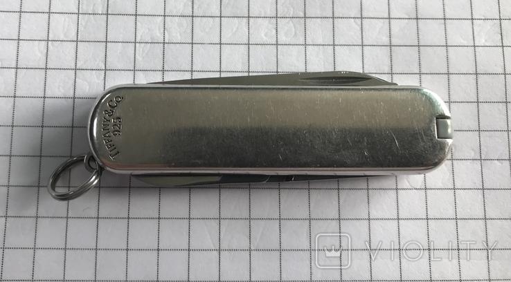 Перочинный ножик в серебре TIFFANY, фото №3