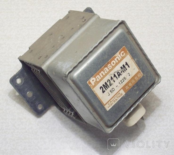 Магнетрон Panasonic, фото №2