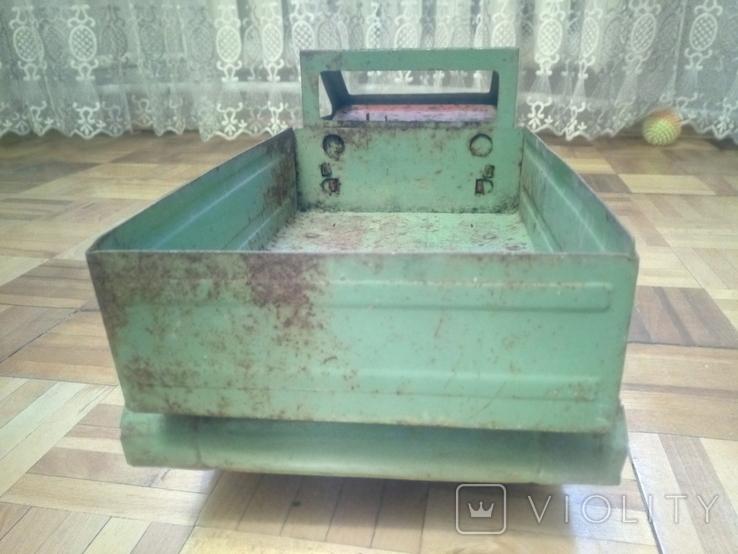 Військовий тягач ЗАПОРОЖСТАЛЬ, фото №6