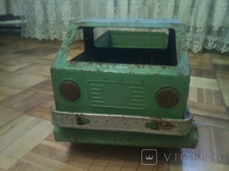 Військовий тягач ЗАПОРОЖСТАЛЬ, фото №8