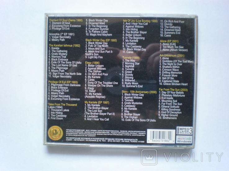 MP3 Amorphis 13 альбомов, фото №3