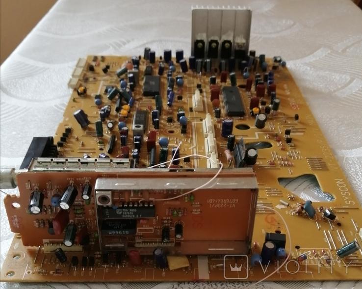 Радиодеталі, плата 3, фото №4