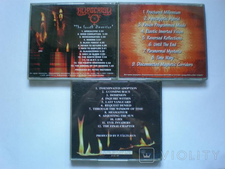 CD Hypocrisy, фото №3
