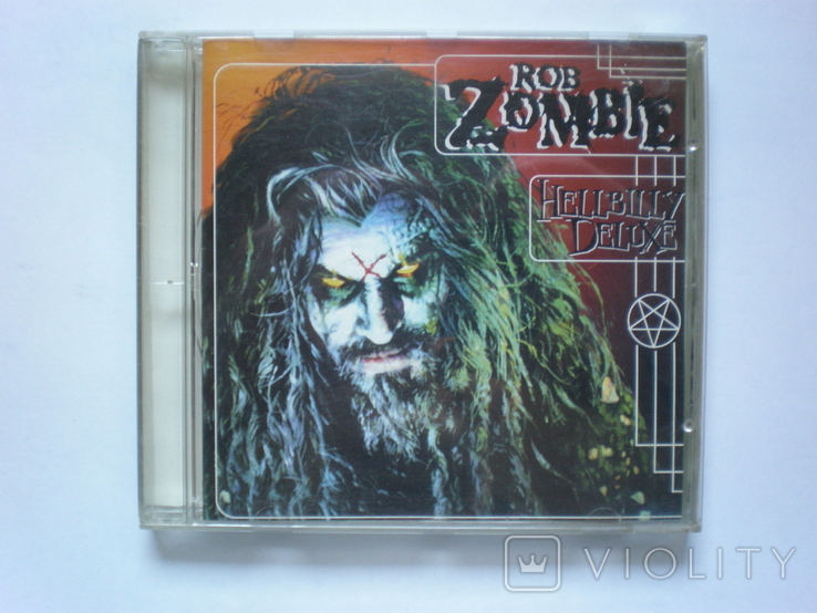 CD Rob Zombie, фото №2