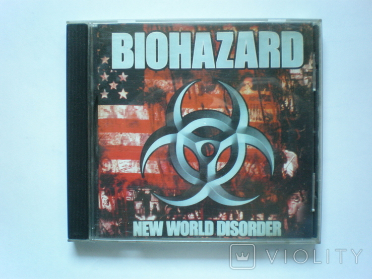 CD Biohazard, фото №2