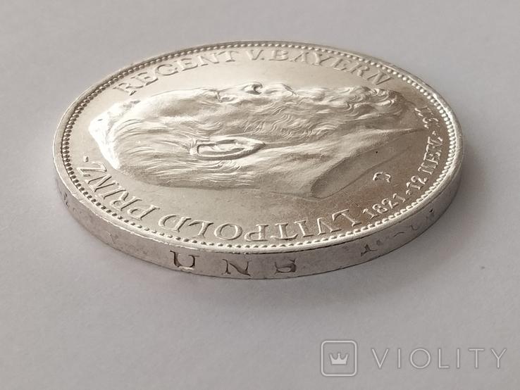 3 марки 1911 г. Бавария, фото №10