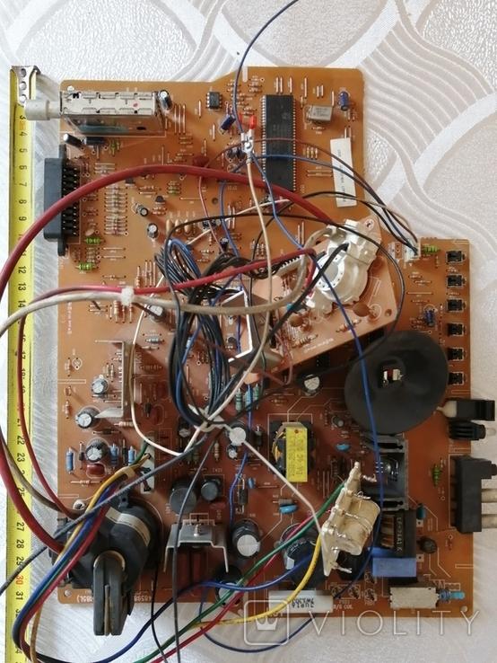Радіодеталі, плата 5, фото №2