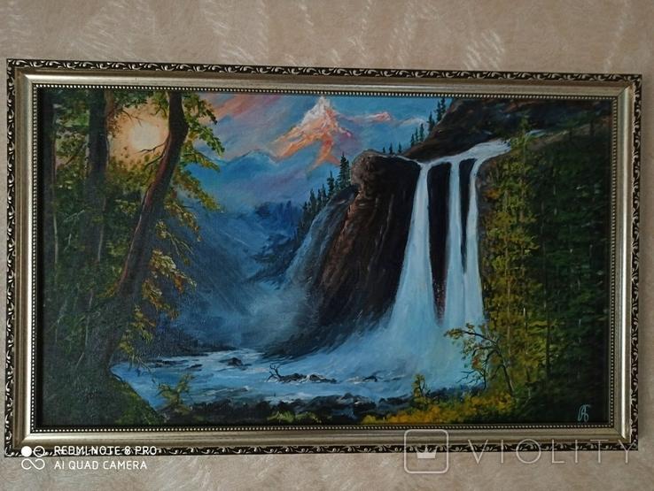 Водопад А.Безуглый, фото №2