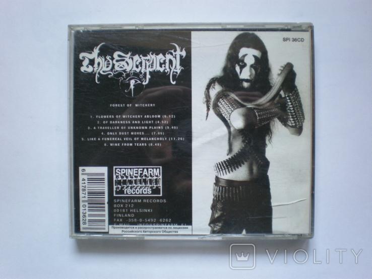 CD Thy Serpent, фото №3