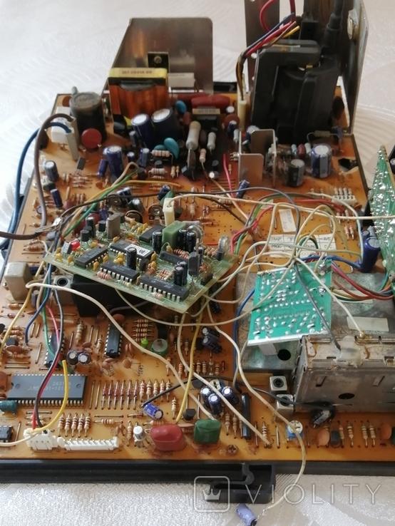 Радіодеталі, плата 7, фото №3