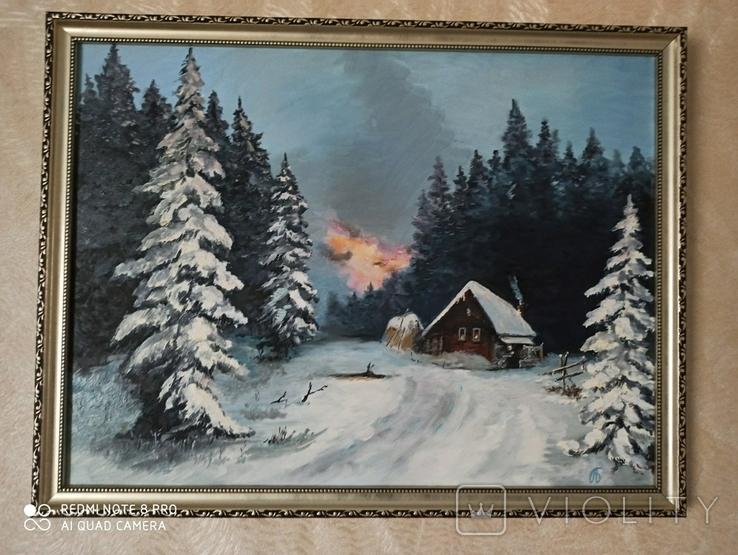 Домик в лесу А.Безуглый, фото №2