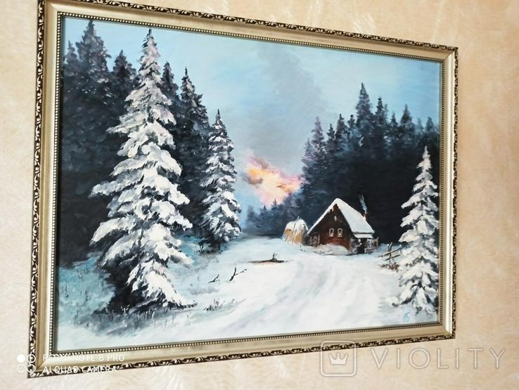 Домик в лесу А.Безуглый, фото №3