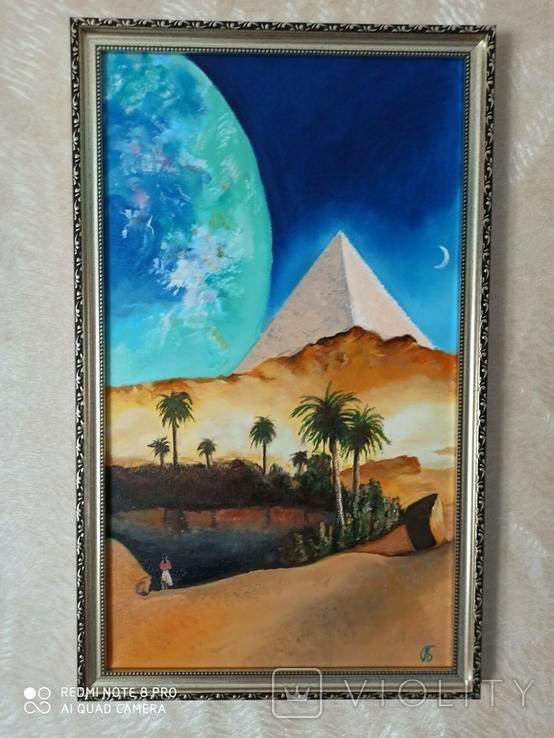 Египет А.Безуглый, фото №2