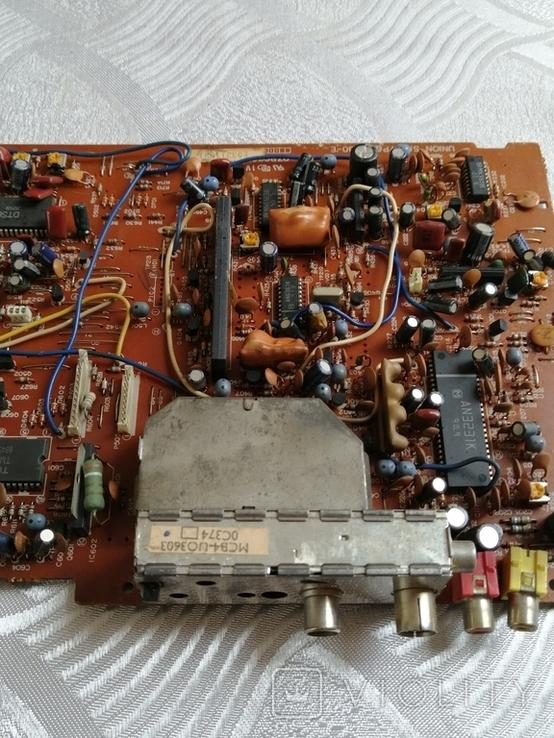 Радіодеталі, плата 10, фото №5