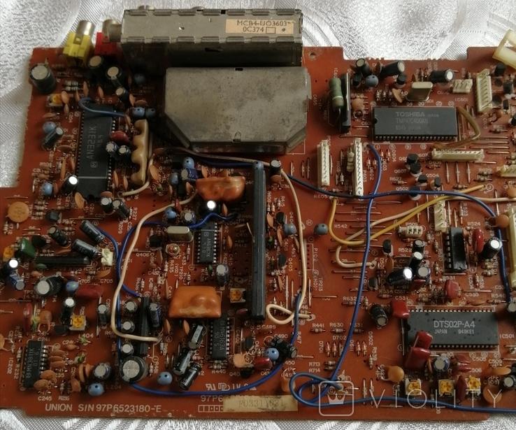 Радіодеталі, плата 10, фото №6