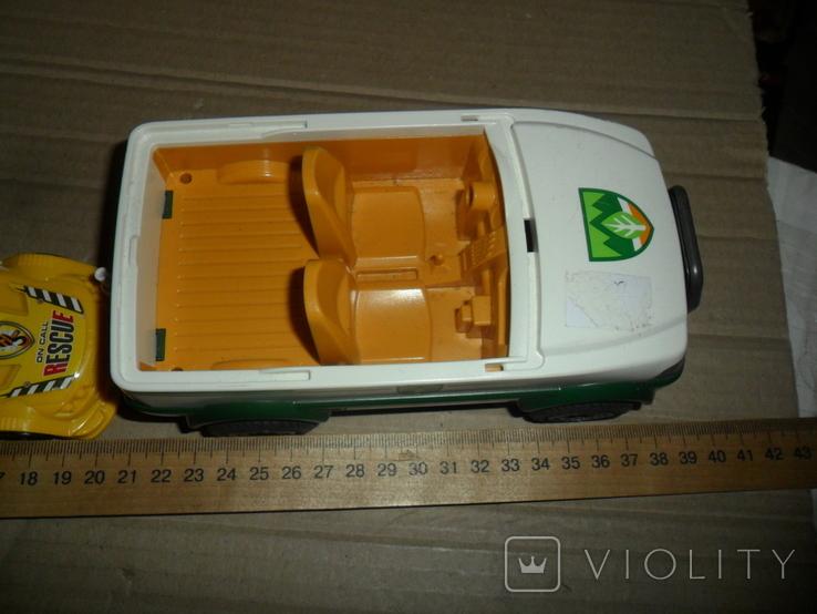 Модель авто машинка 5 штук в лоте, фото №7