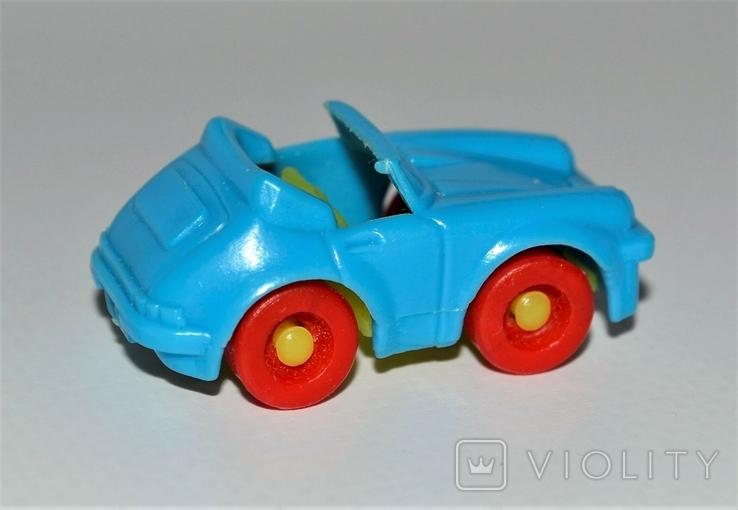 Киндер Сюрприз - Машинка (90-е годы)., фото №2
