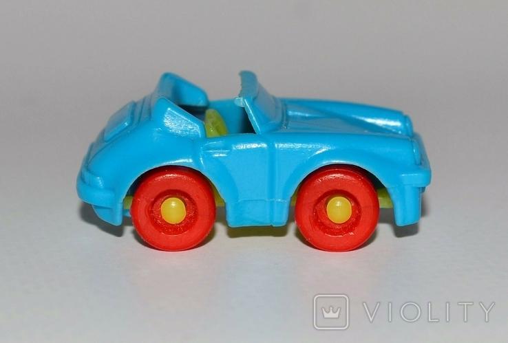 Киндер Сюрприз - Машинка (90-е годы)., фото №3