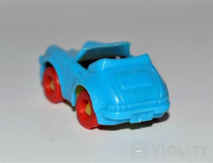 Киндер Сюрприз - Машинка (90-е годы)., фото №6