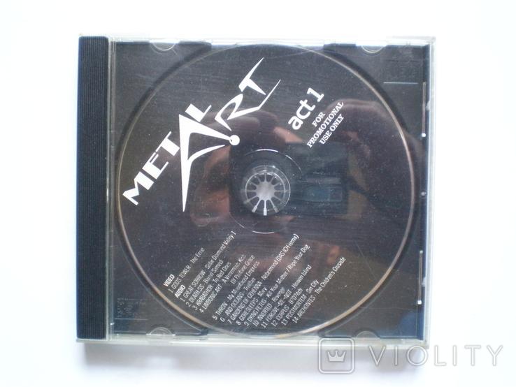 CD Сборник тяжелой музыки, фото №2