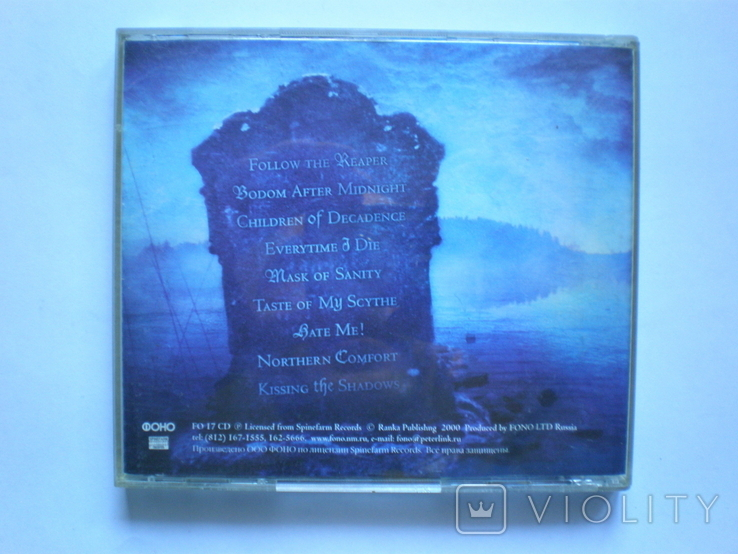 CD Children of Bodom, фото №3