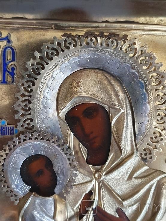 """Икона """"Богородица Холмская """", фото №3"""