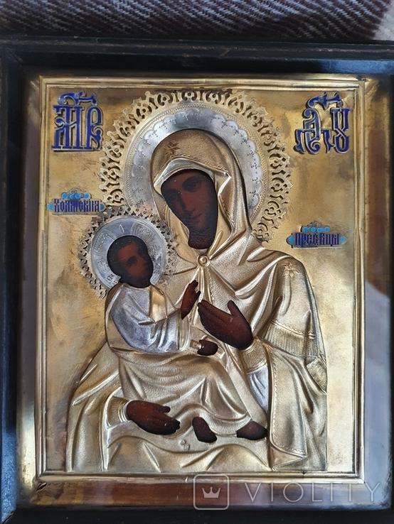 """Икона """"Богородица Холмская """", фото №6"""
