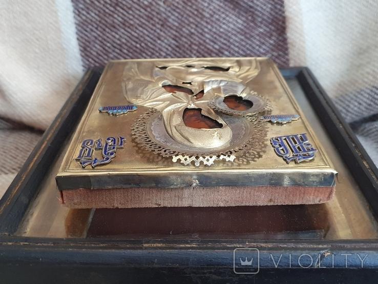 """Икона """"Богородица Холмская """", фото №10"""