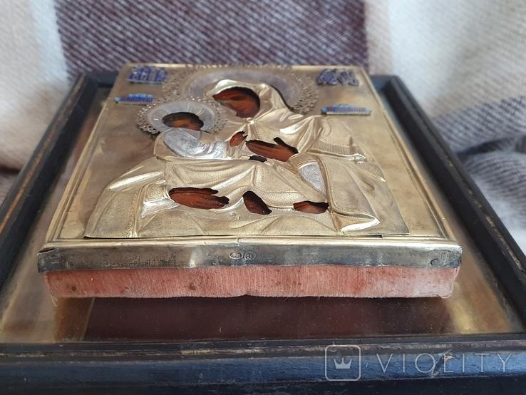 """Икона """"Богородица Холмская """", фото №12"""