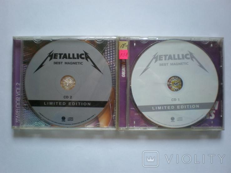 CD Metallica, фото №2