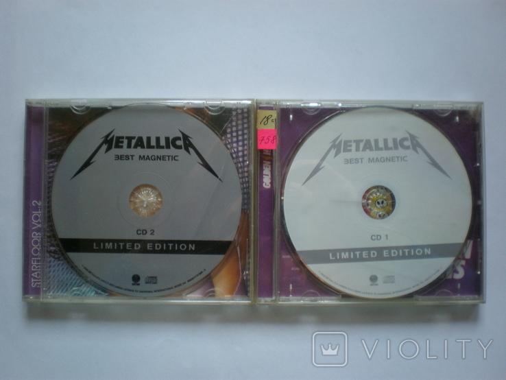 CD Metallica, фото №3