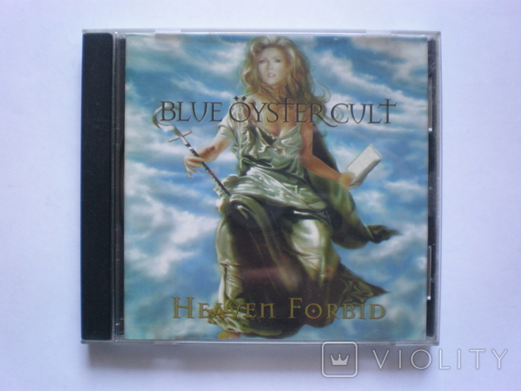 CD Blue Оyster Cult, фото №2