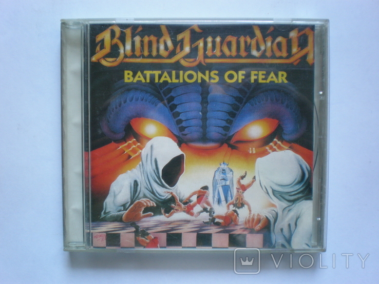 CD Blind Guardian, фото №2