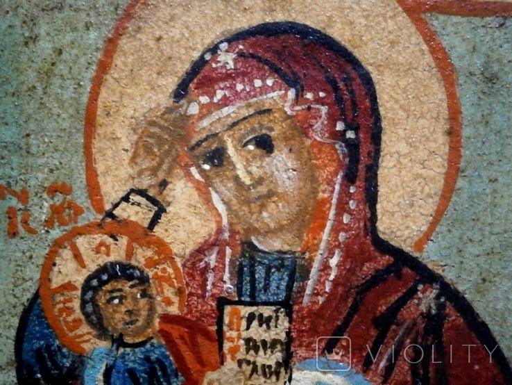 Икона Пресвятой Богородицы Утоли болезни, фото №5
