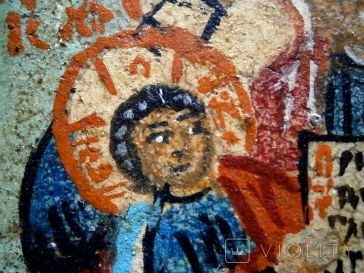 Икона Пресвятой Богородицы Утоли болезни, фото №7