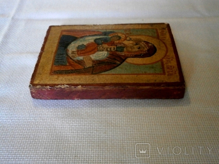 Икона Пресвятой Богородицы Утоли болезни, фото №12
