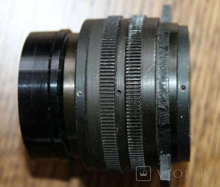 Объектив JUPITER-9 под электропривода, фото №5