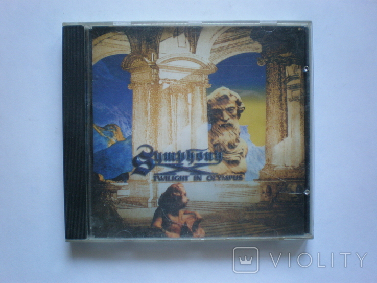 CD Symphony X, фото №2