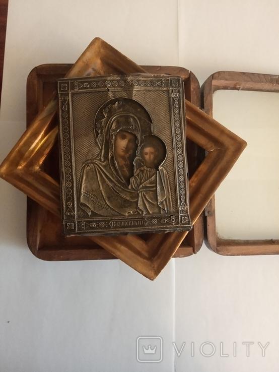 Казанская Божья Матерь, фото №8