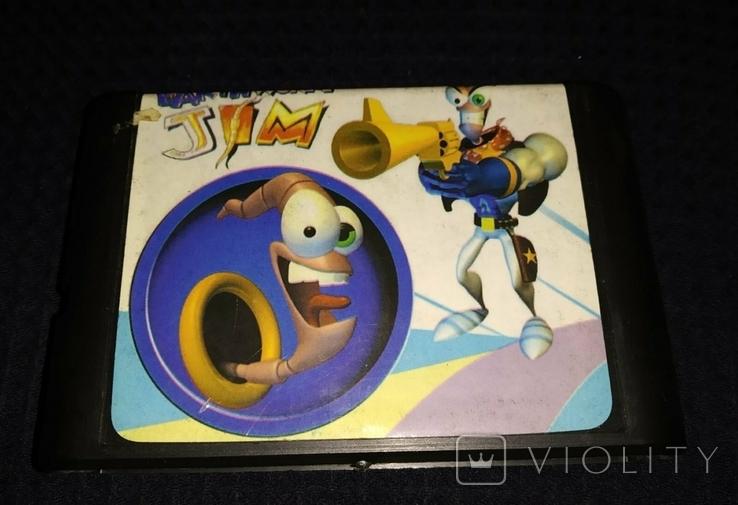 Игровой картридж Джим, фото №2